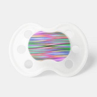 líneas multicoloras no. 3 diseñadas por Tutti Chupete