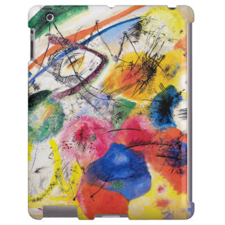 Líneas negras mini caso de Kandinsky del iPad