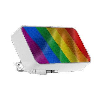 LÍNEAS ONDULADAS DIAGONAL - DEL ORGULLO GAY ORGULL iPhone ALTAVOZ