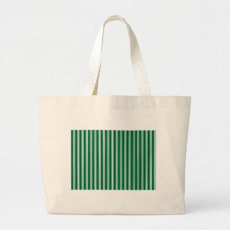 líneas paralelas bolsa tela grande