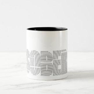 Líneas SOBRIAS taza de café