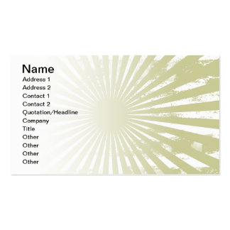 Líneas sucias tarjeta de visita de la plantilla