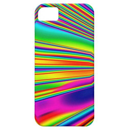 líneas sycadalic iPhone 5 Case-Mate carcasas