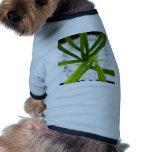 Líneas Verdes Camisetas Mascota