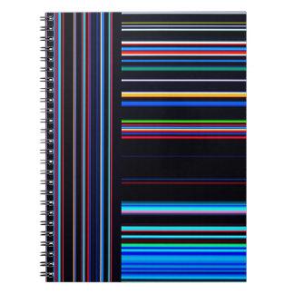 Líneas y rayas reconstruidas de Roberto S. Lee Libro De Apuntes