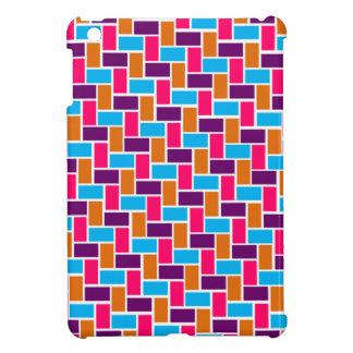 Líneas y rociadas iPad mini cárcasa