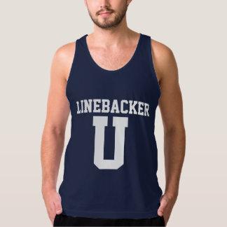 Linebacker U Tank Top