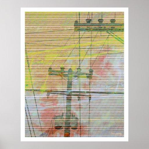 Linectrik suns posters