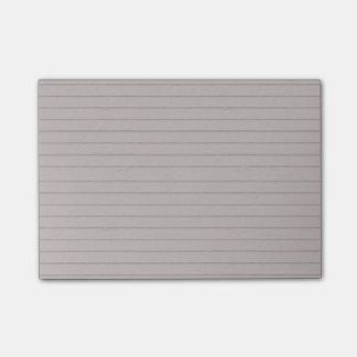 lined beige paper post-it notes