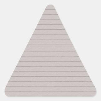 lined beige paper. sticker