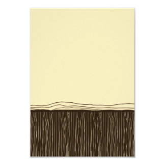 Lined Wood Pattern Card