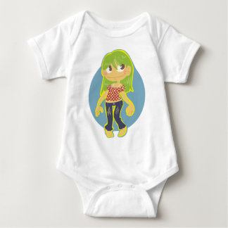 Lineless Baby Bodysuit
