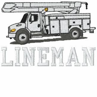 Lineman Embroidered Shirt