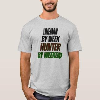 Lineman Hunter T-Shirt