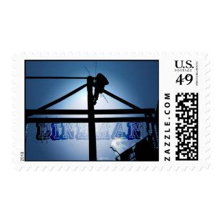 Lineman Postage