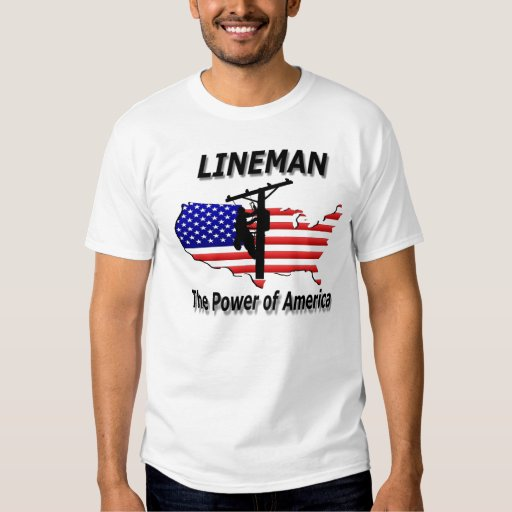 LINEMAN Power Shirt