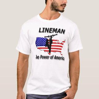 LINEMAN Power T-Shirt