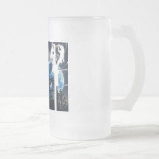Lineman's Frosted Beer Mug