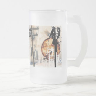 Lineman's Frosted Beer Mug