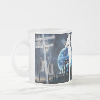 Lineman's Frosted Mug