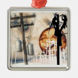 Lineman's Ornament