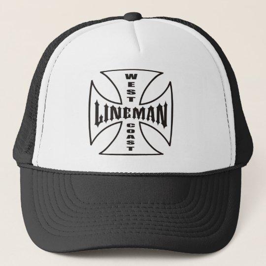 fccb0add100bd Linemen Trucker Hat