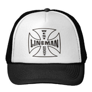 Linemen Trucker Hat