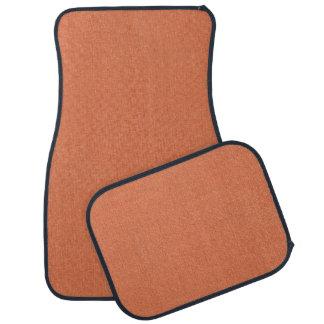 Linen Canvas seamless pattern 1 + your ideas Car Floor Mat
