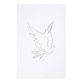Linen Dove Wedding Stationery