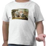 Linen Market, Roseau, Dominica, c.1780 (oil on can Tshirt