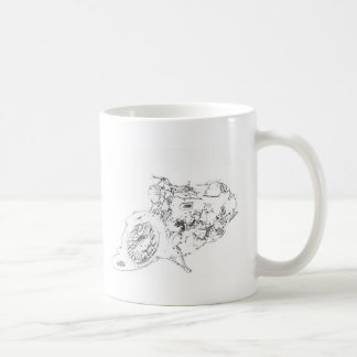 LineRider Coffee Mug