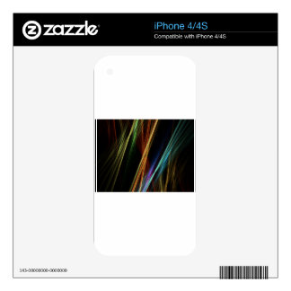 lines-593-color iPhone 4 decal