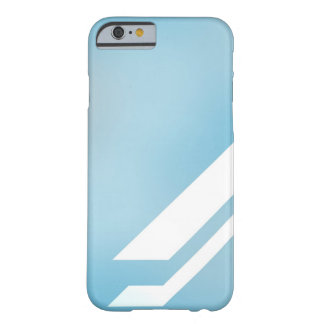Lines And Colors Barely There iPhone 6 Case