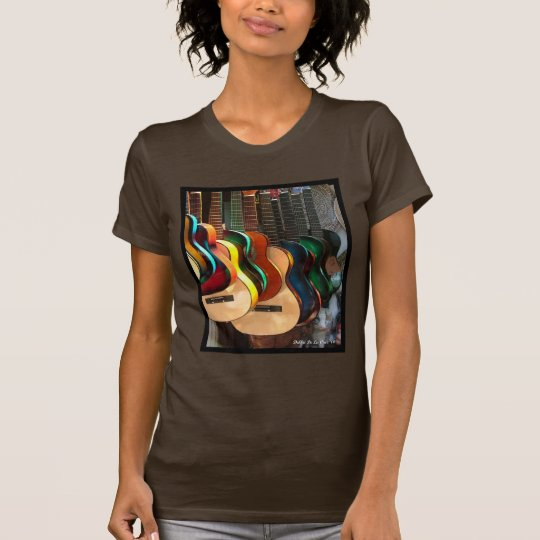 Lines and Curves t-shirt
