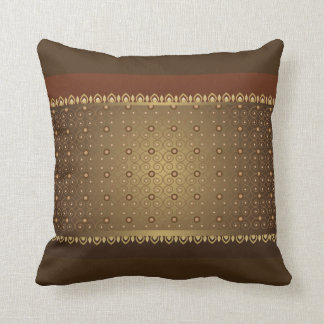 Lines Asian Vintage Style Pillow