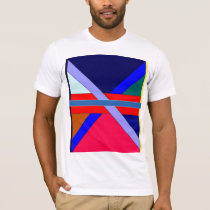 Lines Crossed T-Shirt