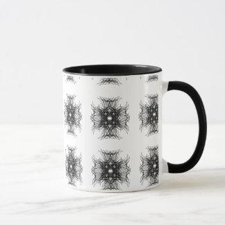 Lines gone wild mug