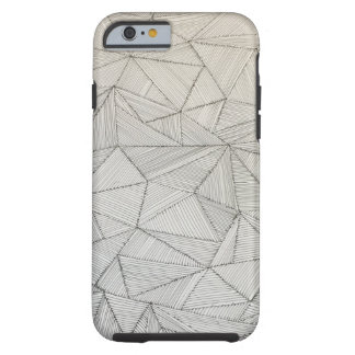 lines in lines tough iPhone 6 case