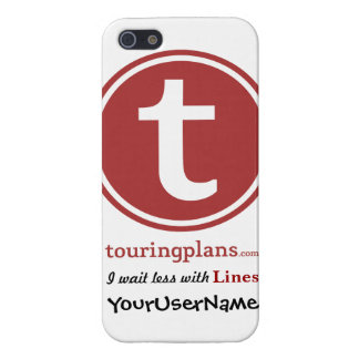 Lines iPhone 5 Case White