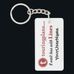 "Lines Key Chain (White)<br><div class=""desc"">TO CUSTOMIZE: (1) Click on the &quot;Customize It!&quot; button just below the key chain&#39;s picture. (2) On the RIGHT, under &quot;Customize It!&quot; - in the bar that says &quot;YourUserName&quot; - click on &quot;Change text.&quot; (3) An &quot;Add Text... &quot; box will appear. Highlight &quot;YourUserName&quot; and type in your custom text. (4)...</div>"