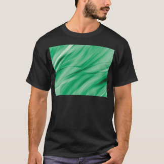 Lines lightgreen created by Tutti T-Shirt