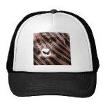 Lines lines lines trucker hat