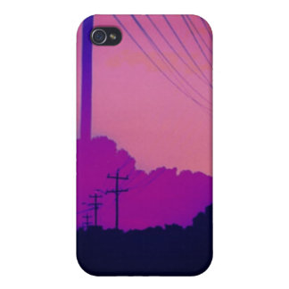 Lines of Communication iPhone 4 case