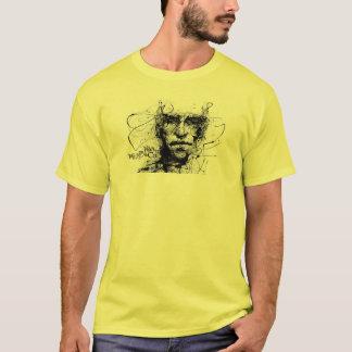 LinesFaceLogo T-Shirt