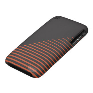 LineSteps Orange Case-Mate iPhone 3 Case