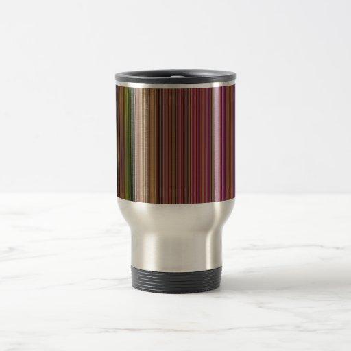 LineX10 15 Oz Stainless Steel Travel Mug