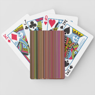 LineX10 Bicycle Playing Cards