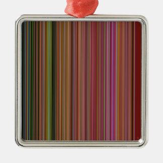 LineX10 Metal Ornament