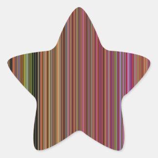 LineX10 Star Sticker