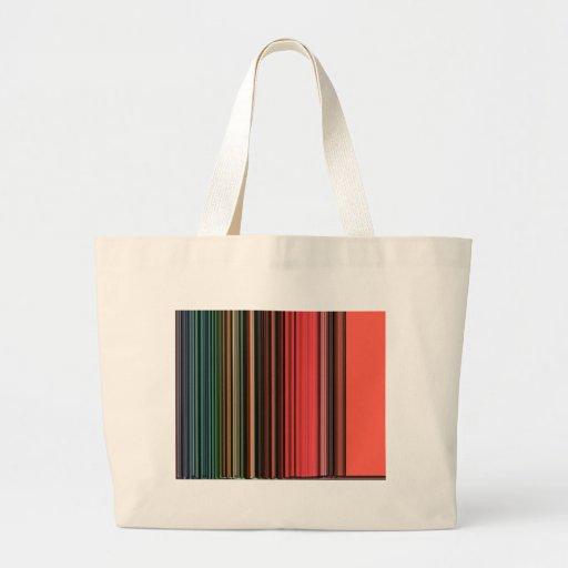 LineX2 Jumbo Tote Bag